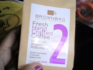 from Brownbag Coffee