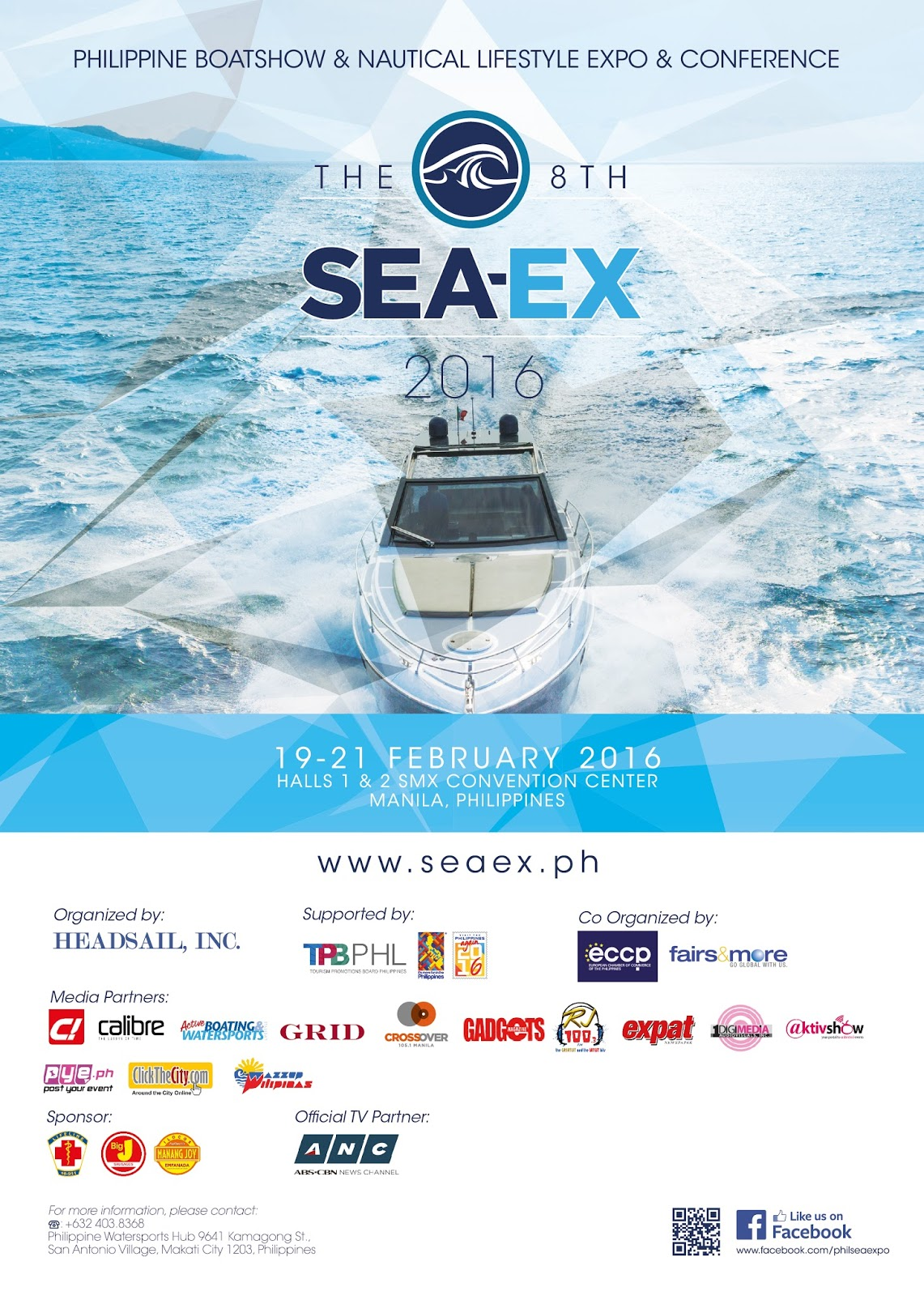 Sea-Ex: The 8th Philippine Boat Show and Nautical Lifestyle Expo!