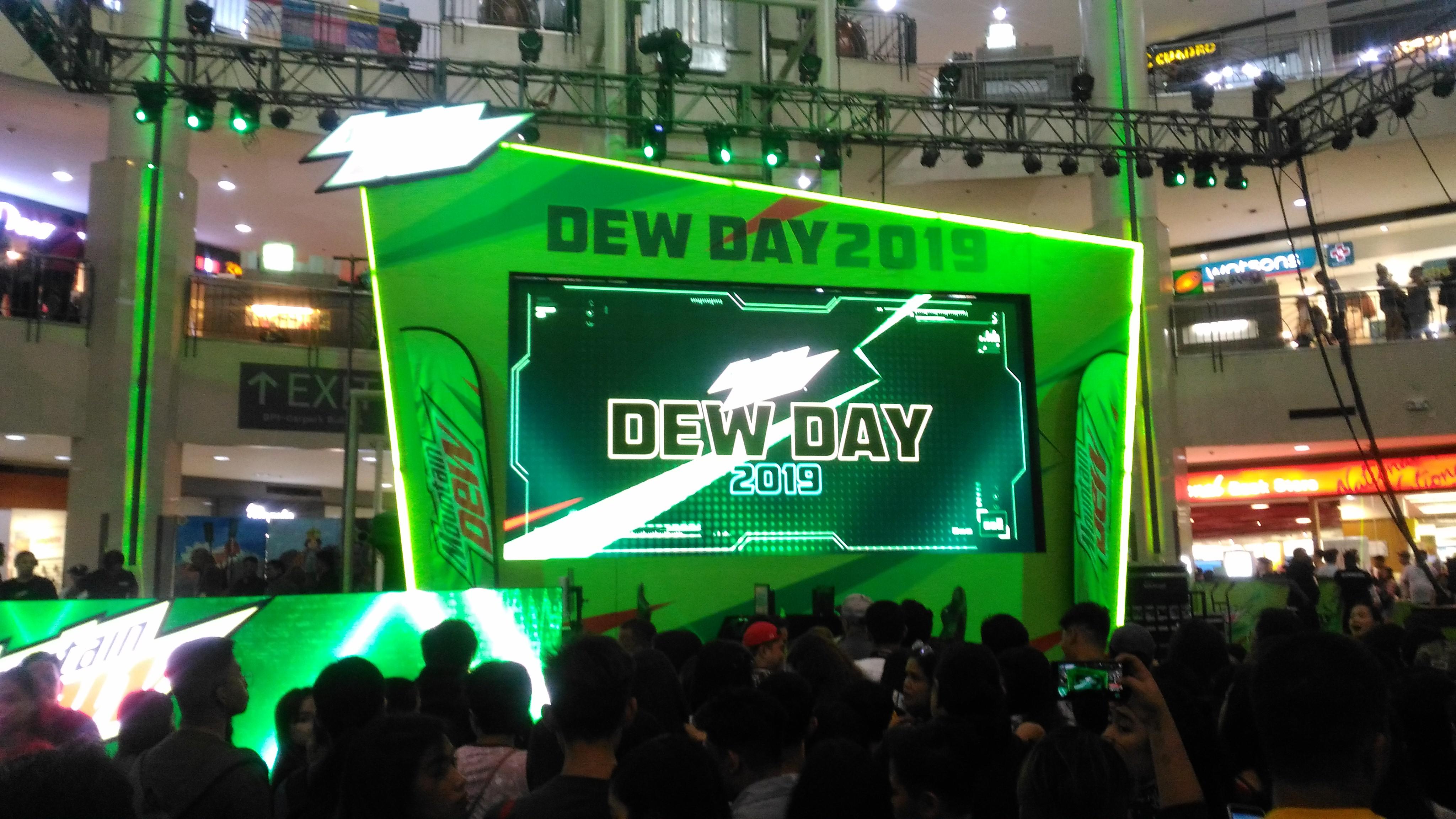 Dew Day 2019 #DewDay