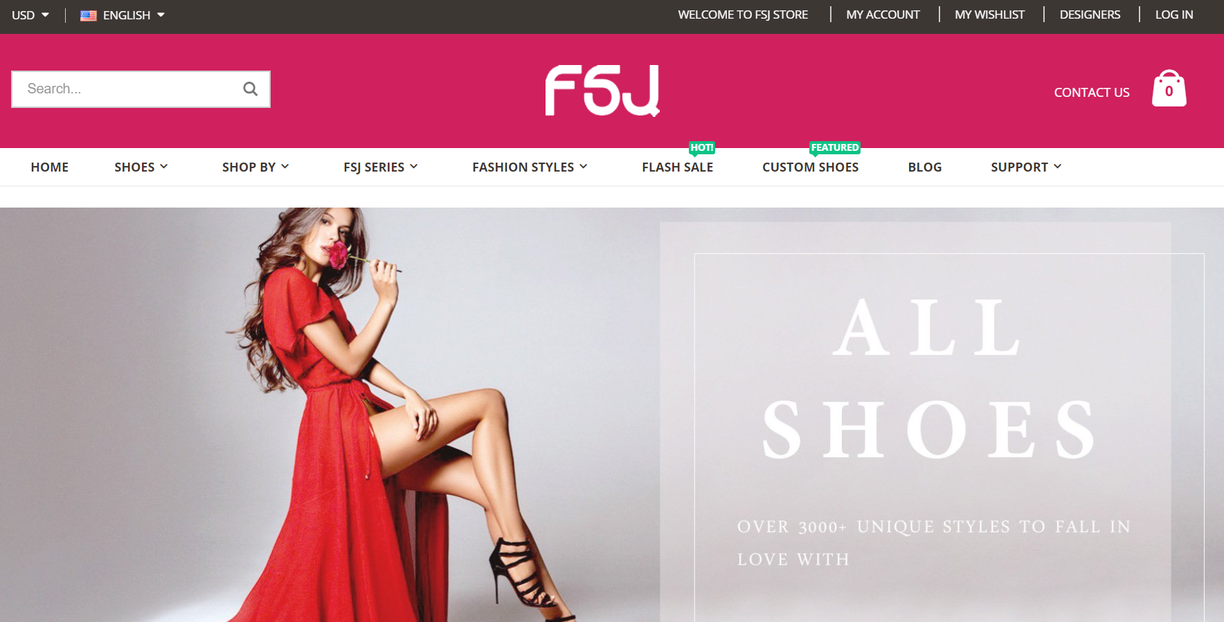 FSJ Shoes – Comfort and Style that walks with you